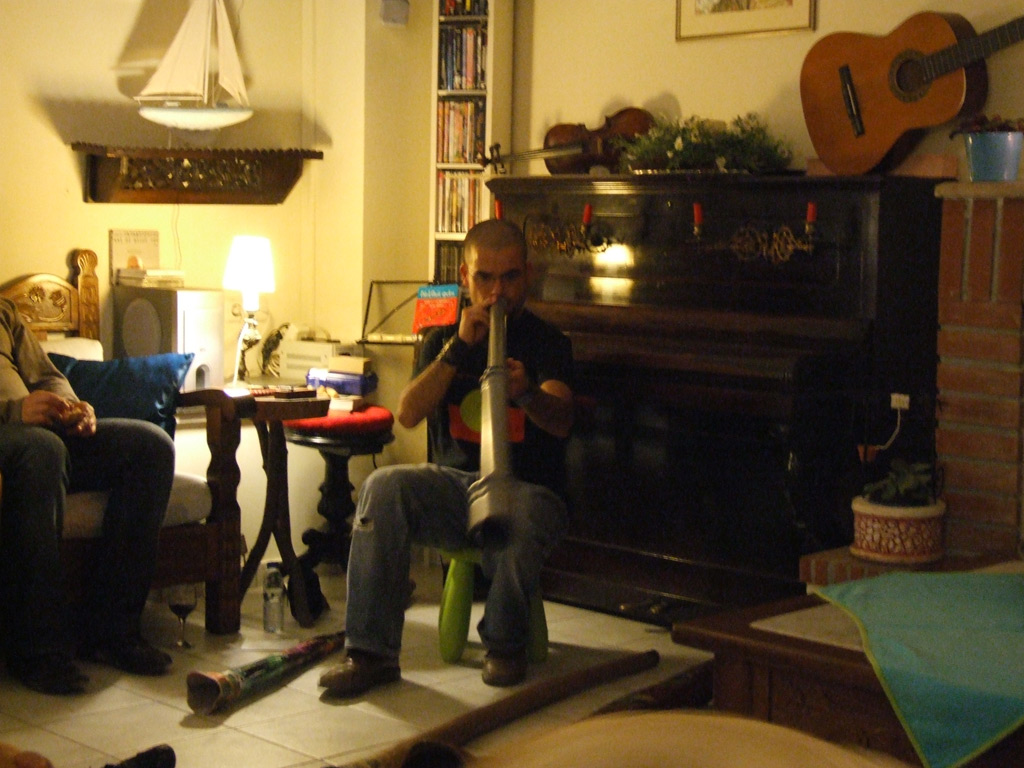 Didgeridoo seminars