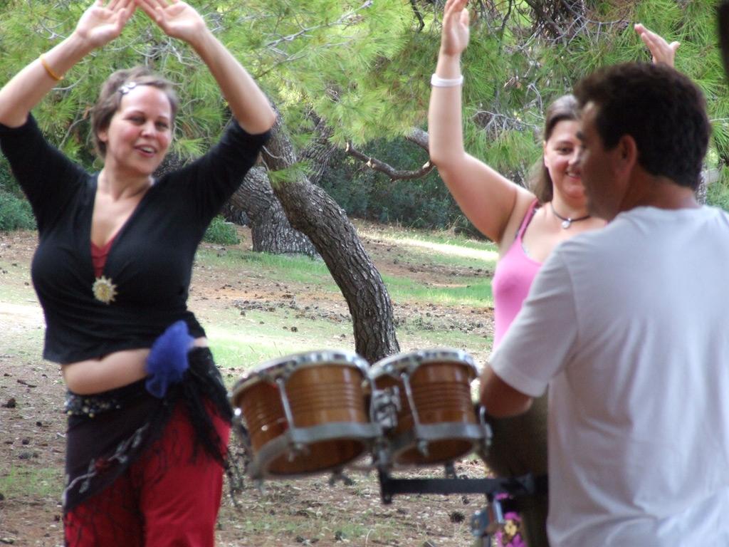 Oriental dance retreats