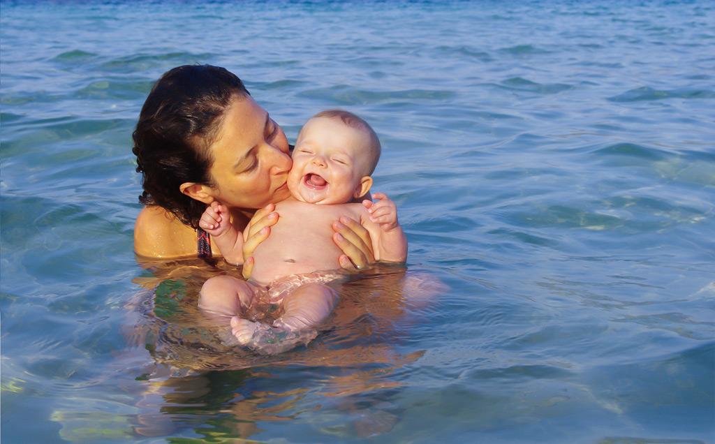 Διακοπές με το μωρό σας