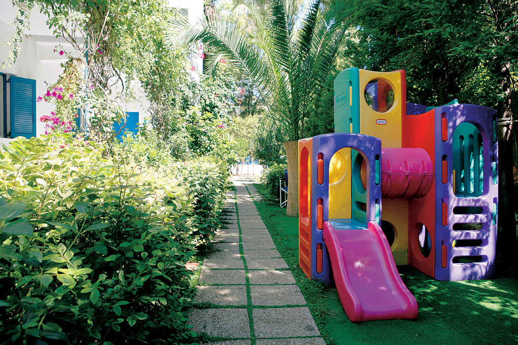Kids & Fun facilities