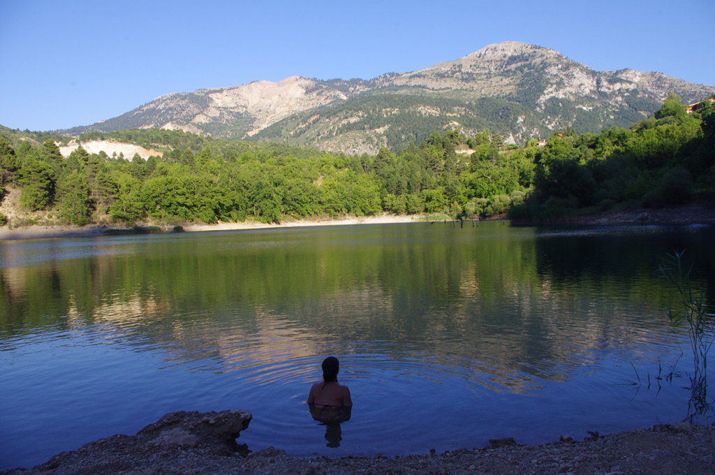 Lake Tsivlos
