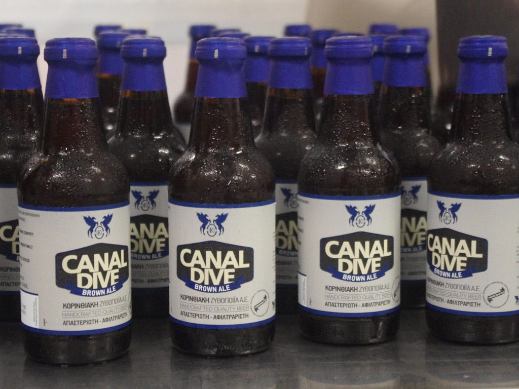 canal dive brewery