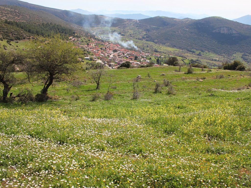 Hiking Corinthia Stavraetos