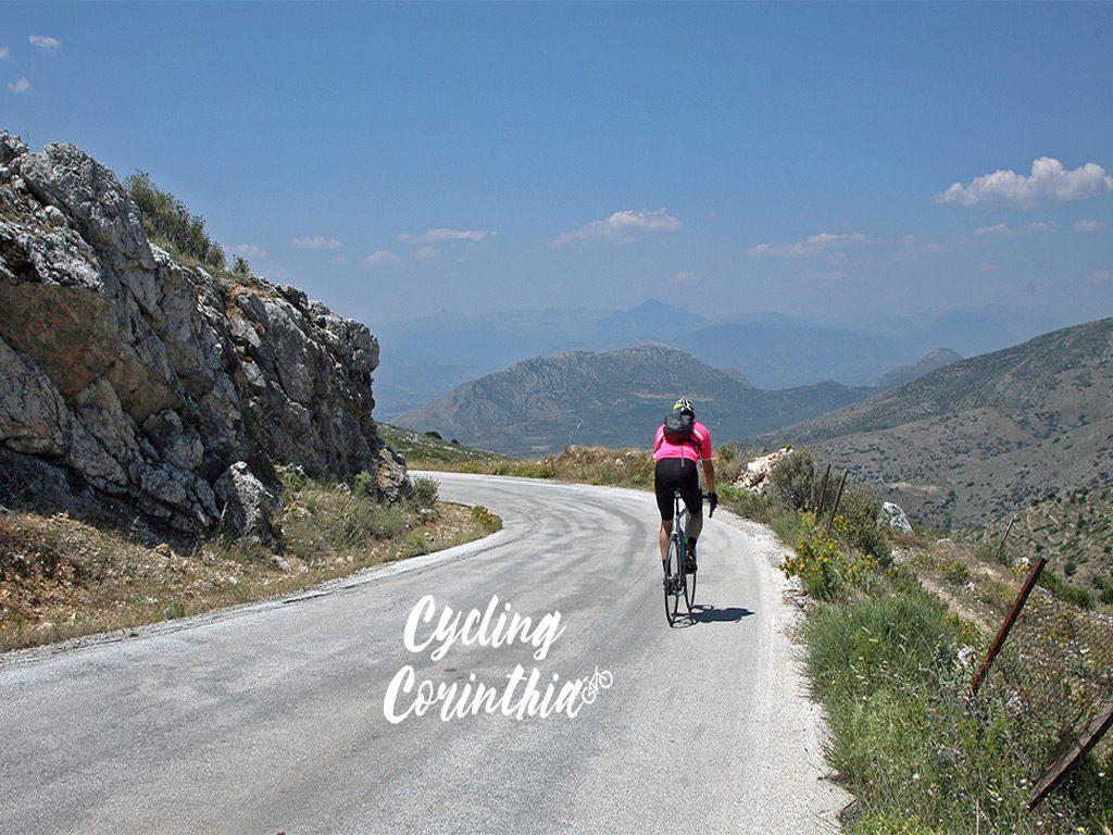 Cycling Corinthia