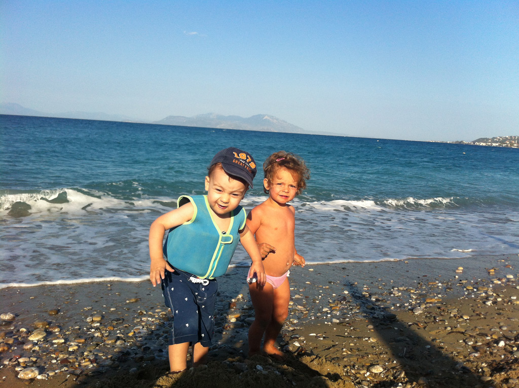 Holidays with your baby and toddler