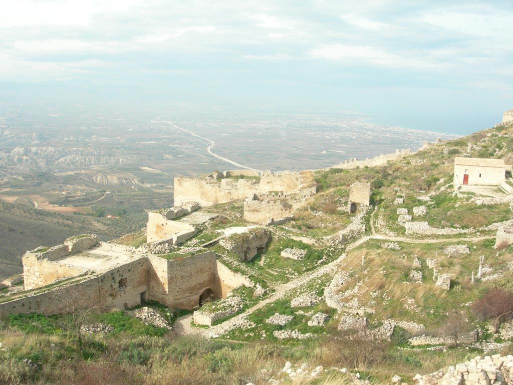 Acrocorinth