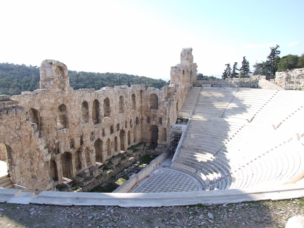 Athens, Odeon