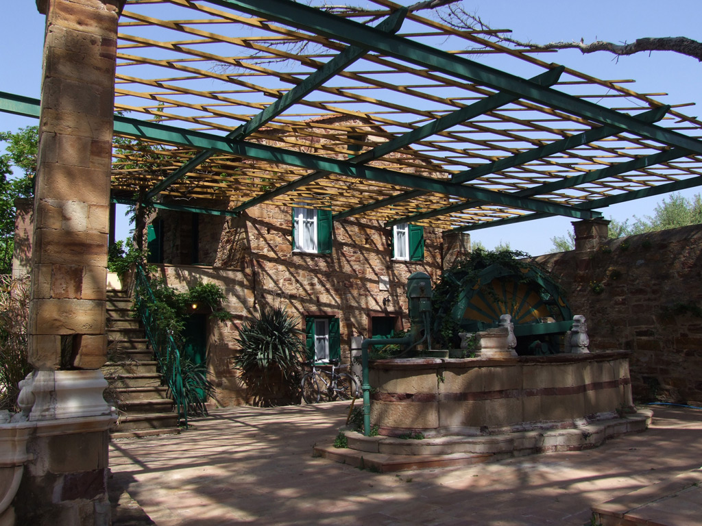 Perleas traditional accommodation