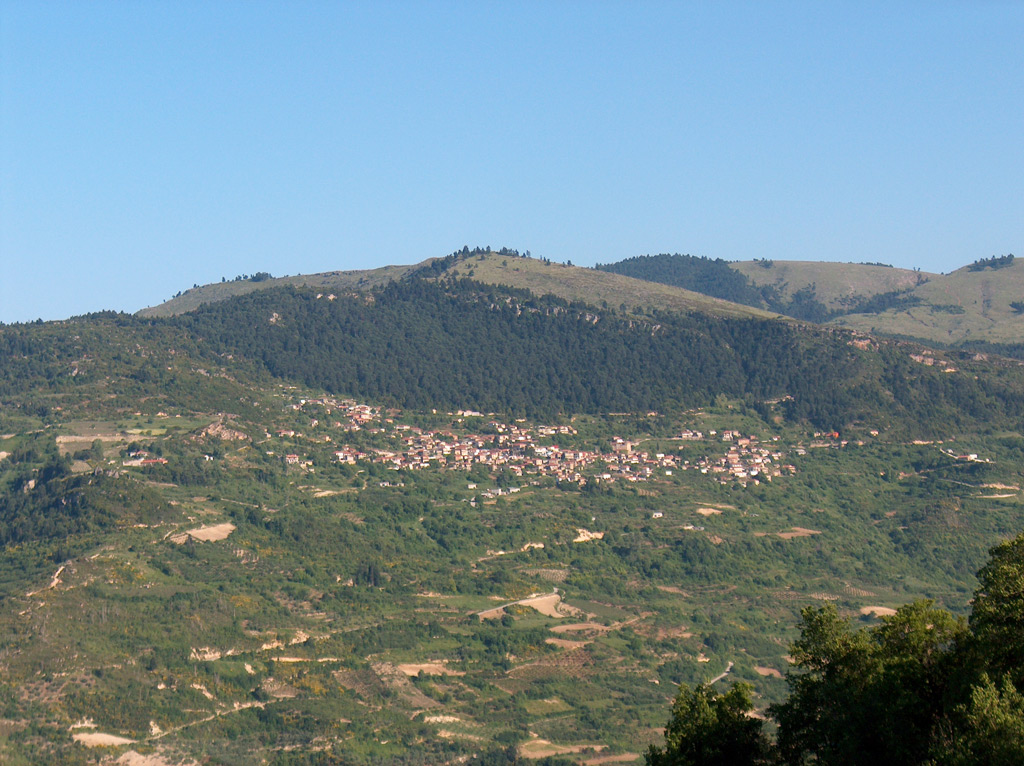 Villages of Mount Ziria