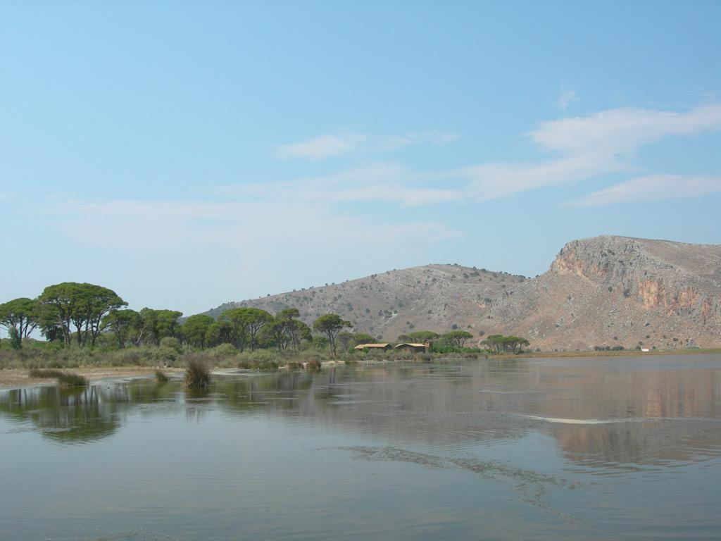 Kalogria Lagoon