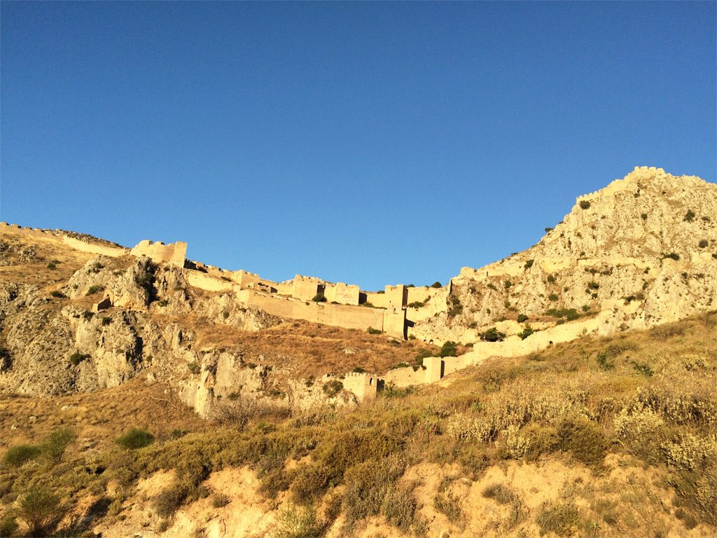 penteskoufi acrocorinth