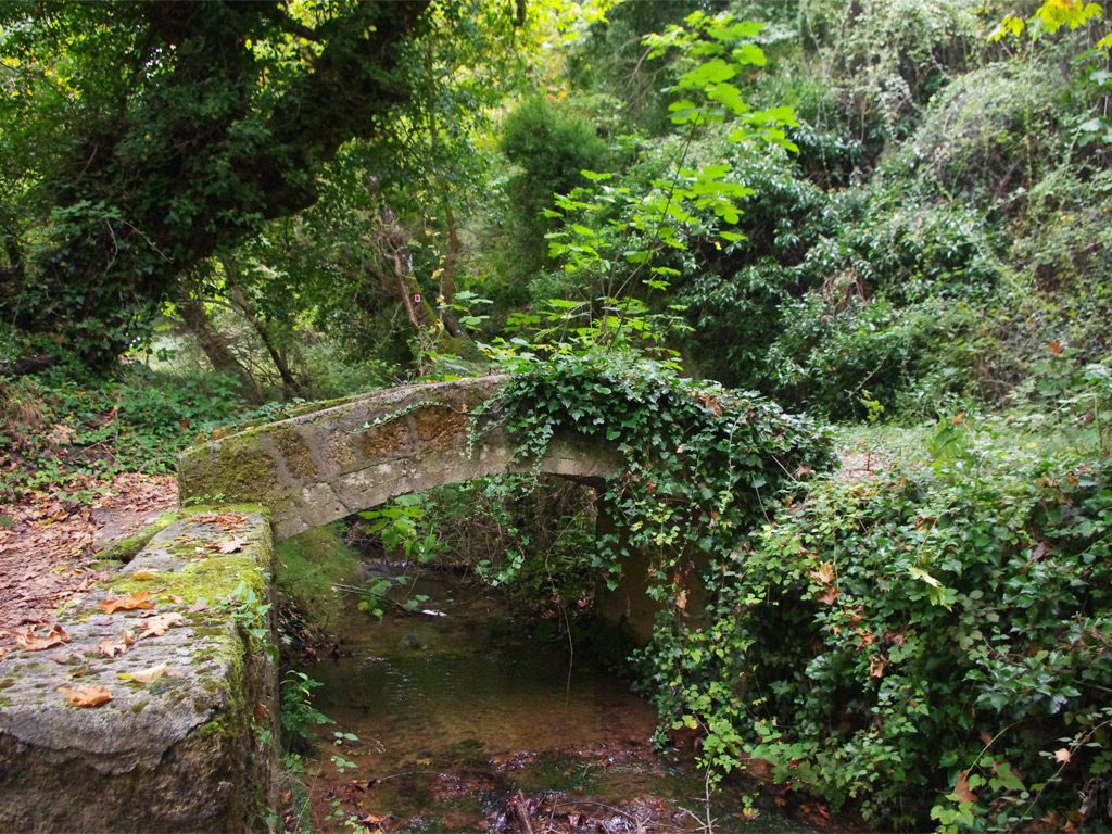 Hiking Rema ton Mylon Evrostini, Corinthia
