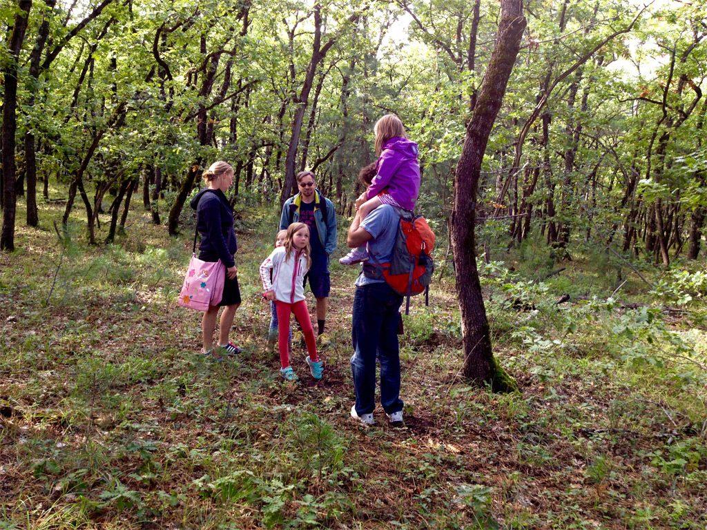 hiking corinthia moggostos