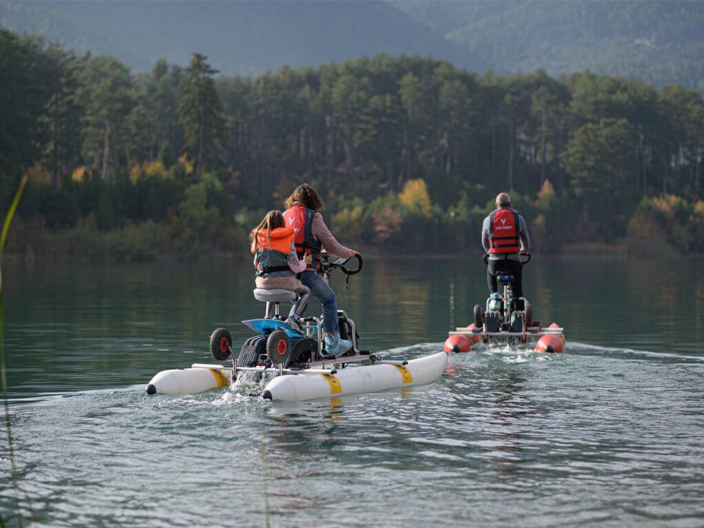 hydrobikes explore ziria