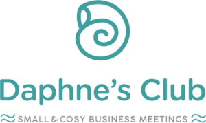 daphne's club business meetings logo