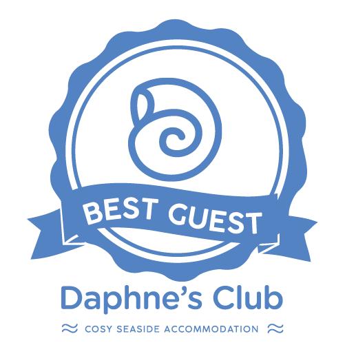 Πρόγραμμα επιβράβευσης στο Daphne's Club