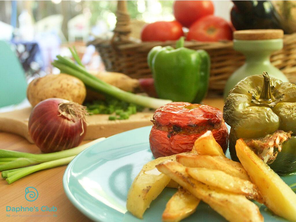 μεσημεριανά γεύματα στο Daphne's Club