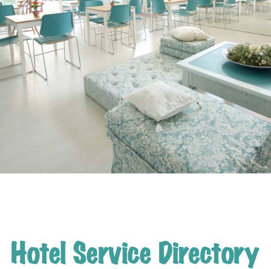 hotel service directory